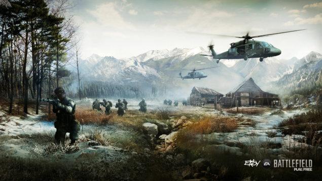 Battlefield 4 Never Settle
