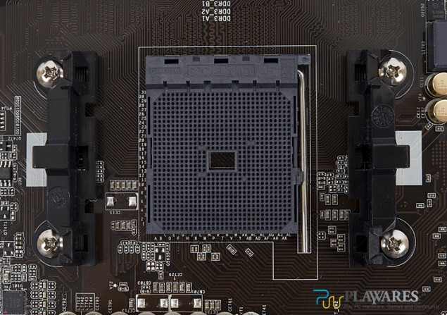FM2+ Socket