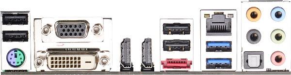 FM2A88X-ITX + Back Panel