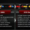 GCN SMID vs VLIW4 SMID