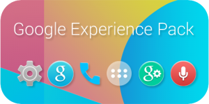 google experiance pack