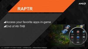Gaming Evolved Apps