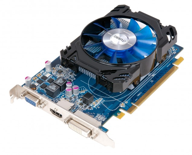 HIS R7 240 1 GB iTurbo