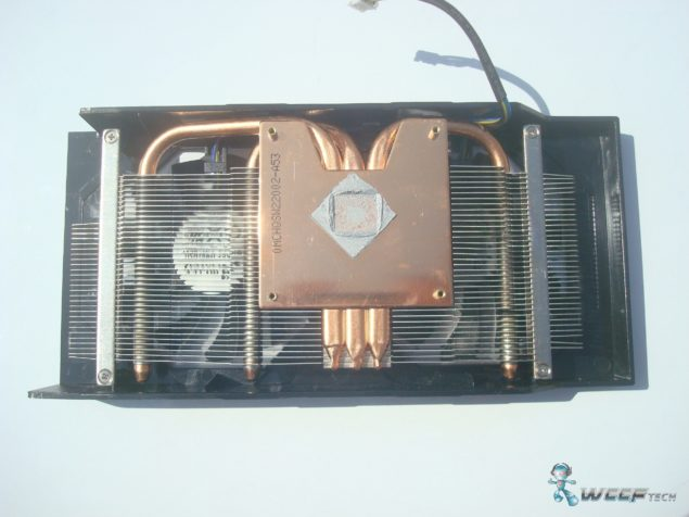 HIS Radeon R7 260X Heatsink Shroud (Custom)