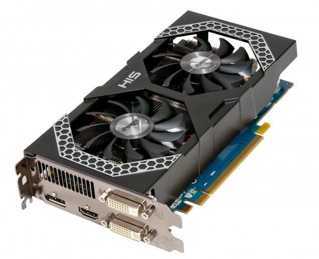 HIS Radeon R7 260X IceQ X2