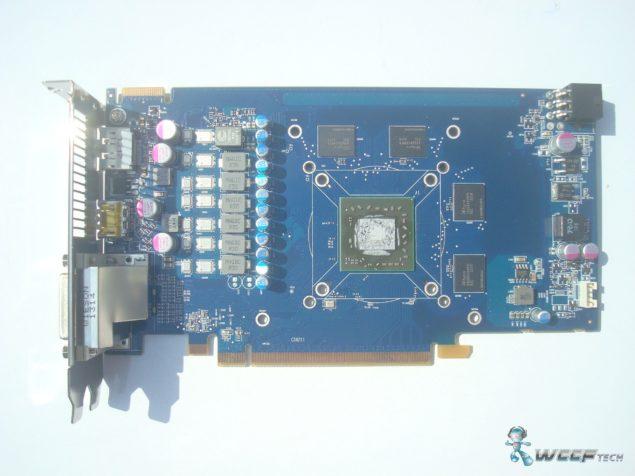 HIS Radeon R7 260X PCB (Custom)