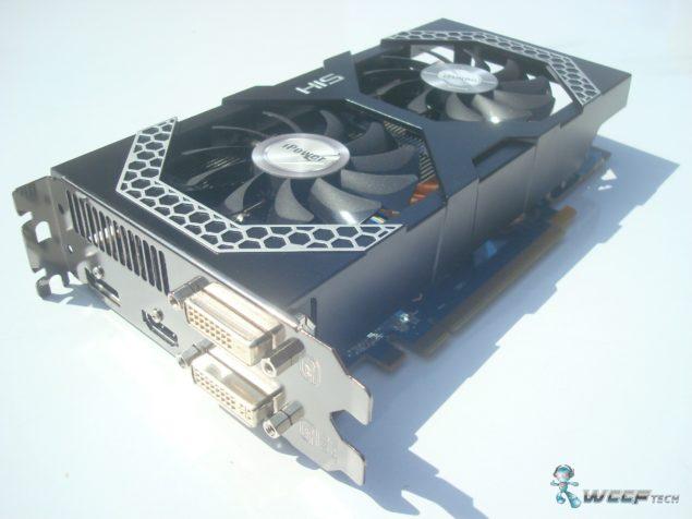 HIS Radeon R7 260X Photo 2 (Custom)