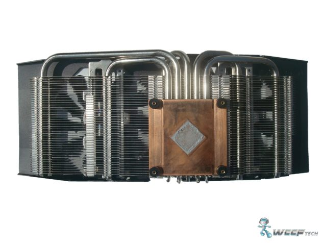 HIS Radeon R9 270X Heatsink (Custom)