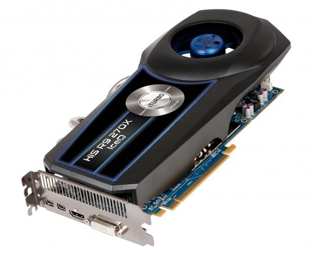 HIS Radeon R9 270X IceQ 2 GB