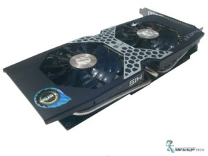 HIS Radeon R9 270X Side 2 (Custom)