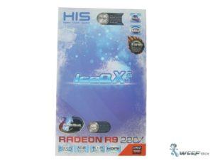 HIS Radeon R9 280X Front (Custom)