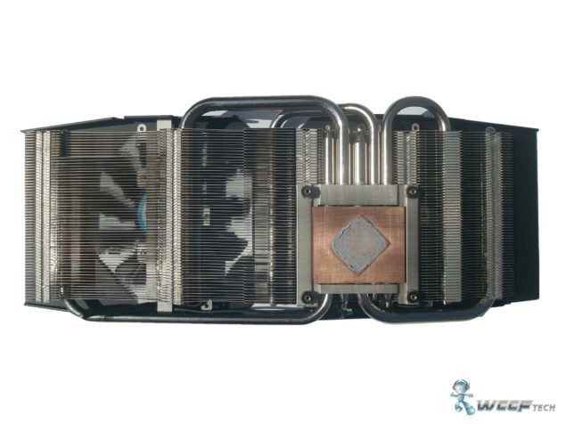 HIS Radeon R9 280X Heatsink (Custom)