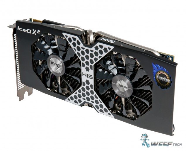 HIS Radeon R9 280X IceQ X2 Turbo Boost 2