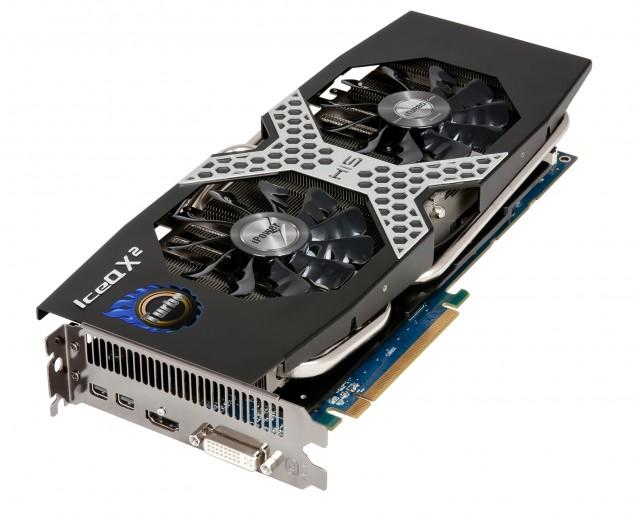 HIS Radeon R9 280X IceQ x2 GPU