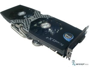 HIS Radeon R9 280X IceQ x2 Pose 3 (Custom)