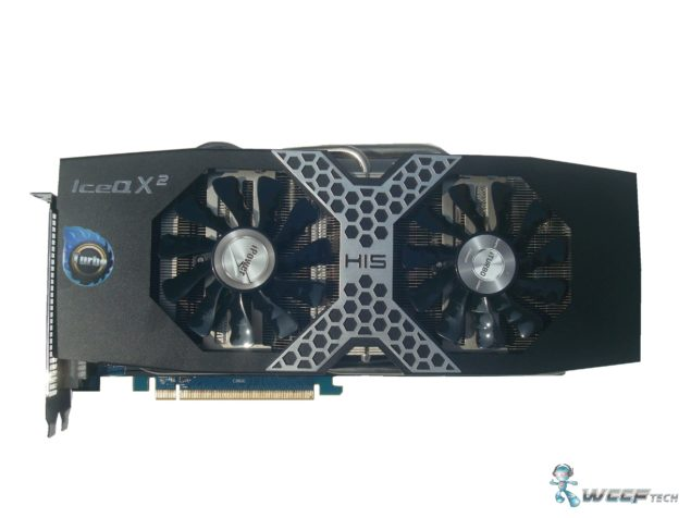 HIS Radeon R9 280X IceQ x2 Pose 4 (Custom)