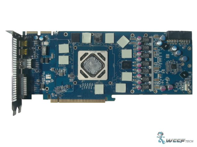 HIS Radeon R9 280X PCB (Custom)