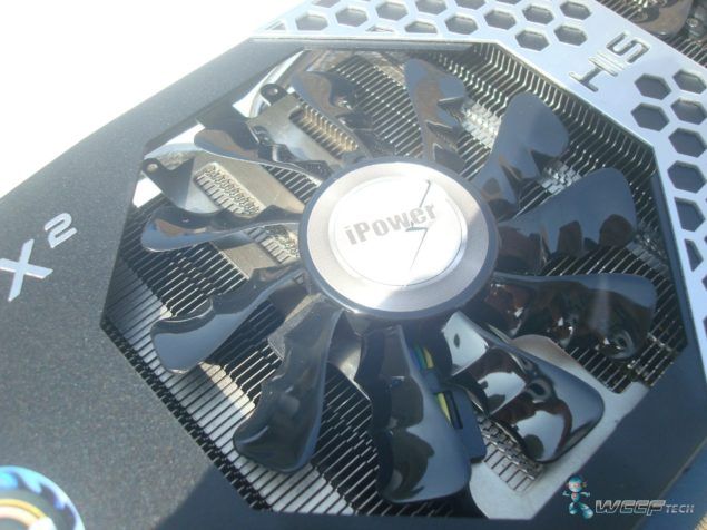 HIS Radeon R9 280X iceQ x2 Fan (Custom)