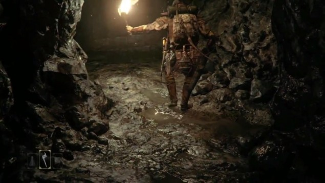 PS4 Exclusive Deep Down