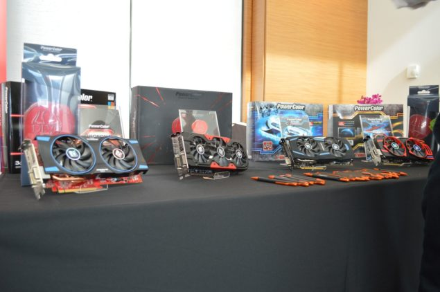 PowerColor Radeon R9 280X Vortex Lineup