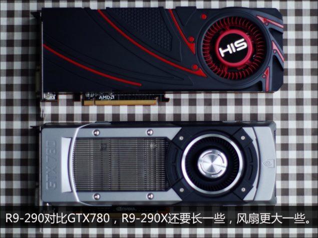 R9 290X vs GTX Titan