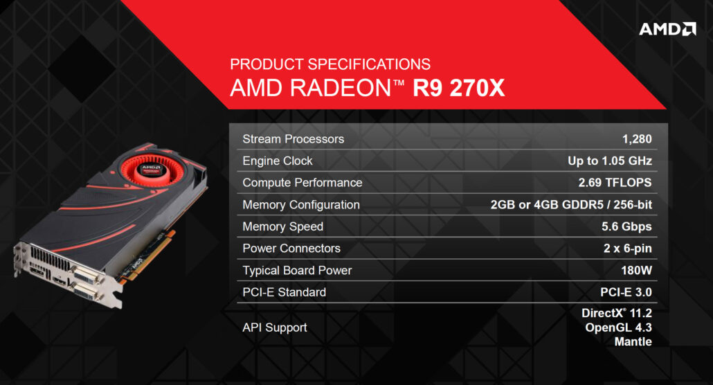 radeon-r9-270x-specifications