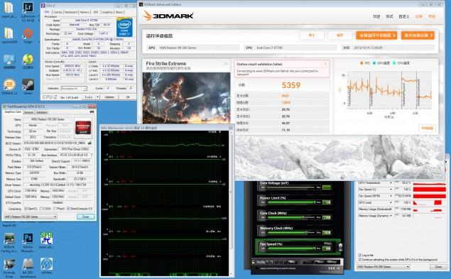 Radeon R9 290X 3DMark Firestrike Extreme