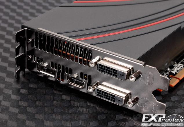Radeon R9 290X Display