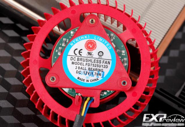 Radeon R9 290X Fan