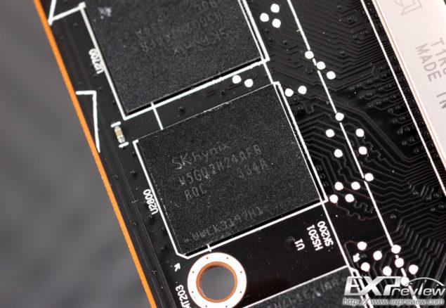 Radeon R9 290X Hynix Memory