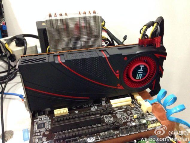 Radeon R9 290X Operational