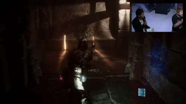 Revealed Gameplay Deep Down (2)