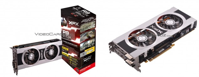 XFX Radeon R9 270X Double Dissipation Ghost