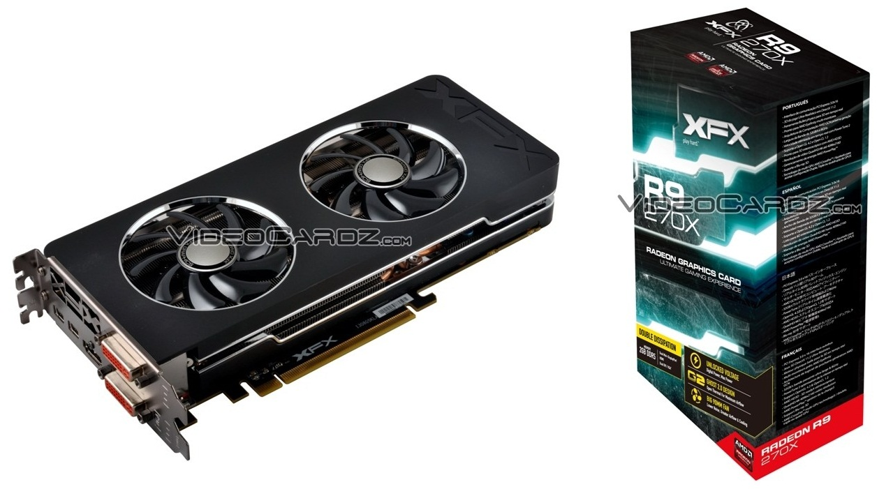 XFX Radeon R9 and Radeon R7 Graphic Card Lineup Leaked - Includes
