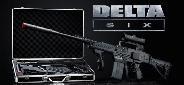 delta six controller