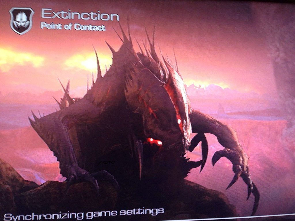Call Of Duty Ghosts Extinction Mode Pictures Leaked