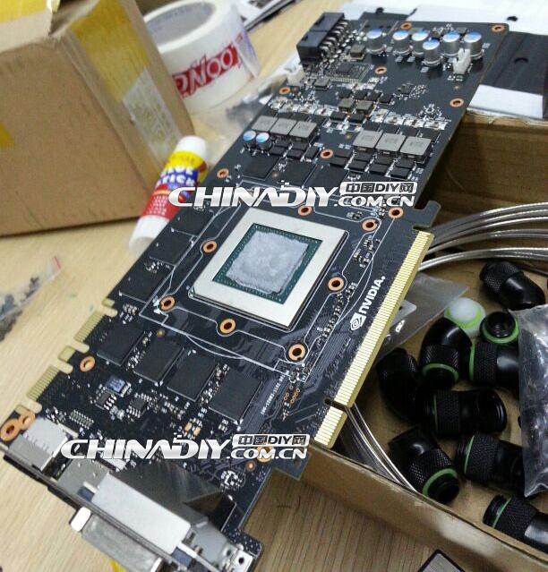 GTX 780 Ti PCB