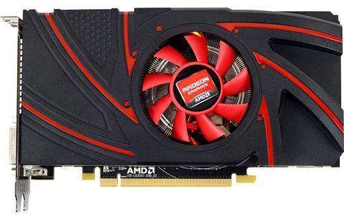 AMD Radeon R9 270 GPU