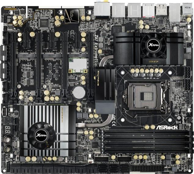 ASRock Z87 Extreme 11 Motherboard