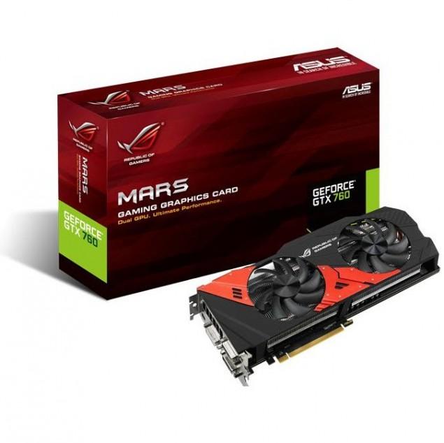 ASUS ROG MARS 760 GPU