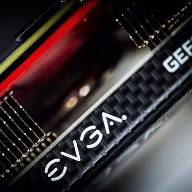EVGA GeForce Graphic Card