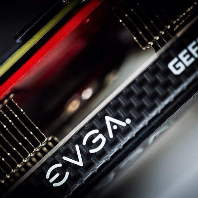 EVGA GeForce Graphic Card
