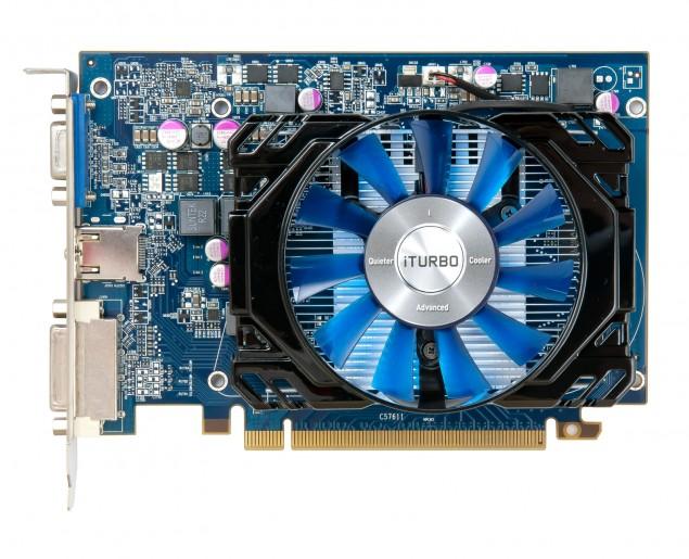 HIS Radeon R7 250 iCooler PCB