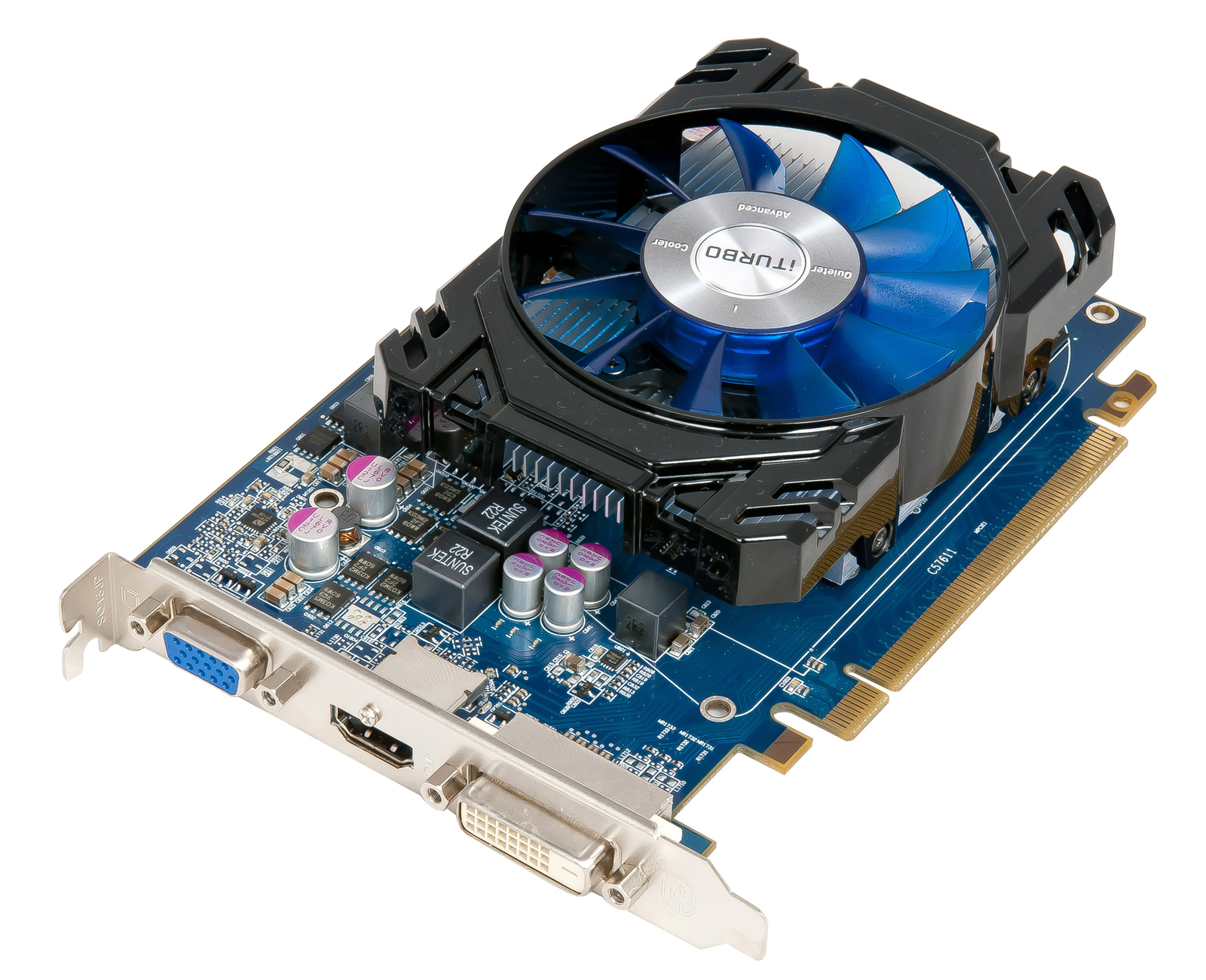 His Radeon R7 250 Icooler And Radeon R7 240 Icooler Graphic Cards Review