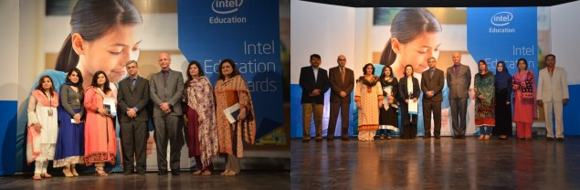Intel Education Awards 2013
