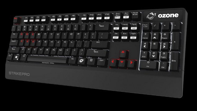 Ozone Strike Pro Mechanical Keyboard_1
