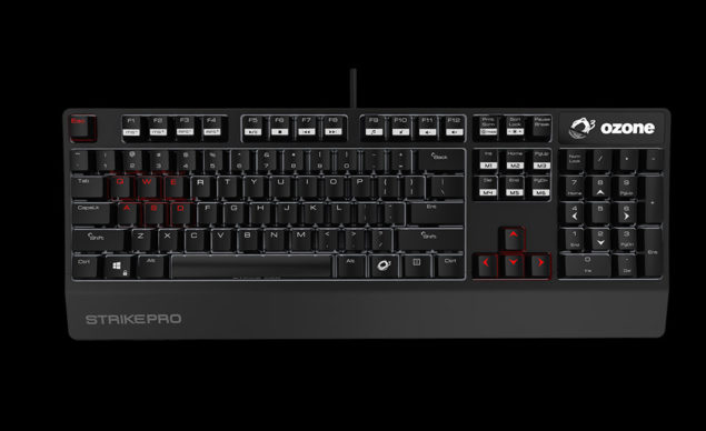 Ozone Strike Pro Mechanical Keyboard_4