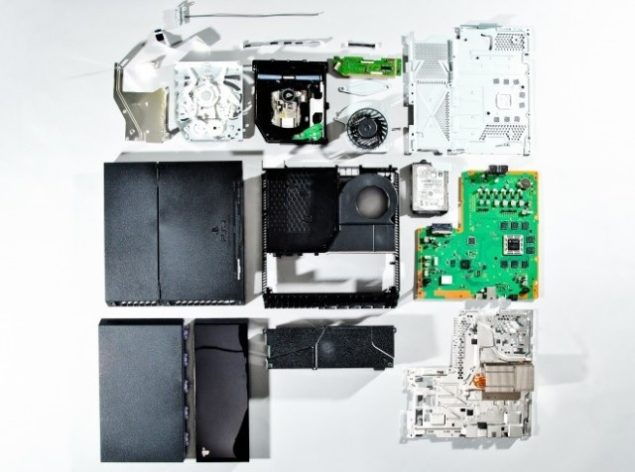 PS4-Disassembled