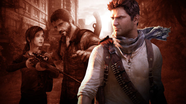 Uncharted and the last of us