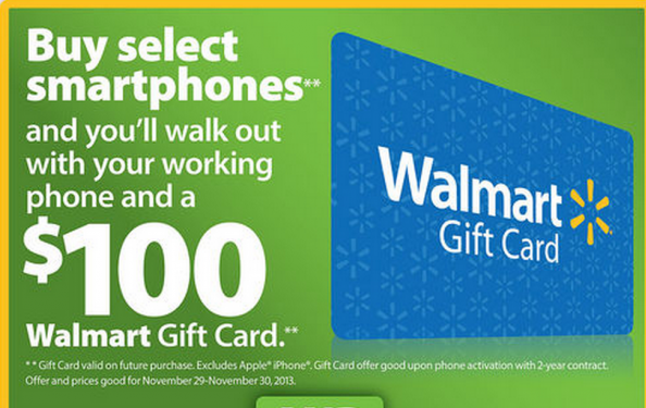 walmart black friday smartphone deals